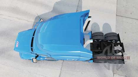 Carlille skin for the truck Peterbilt for American Truck Simulator