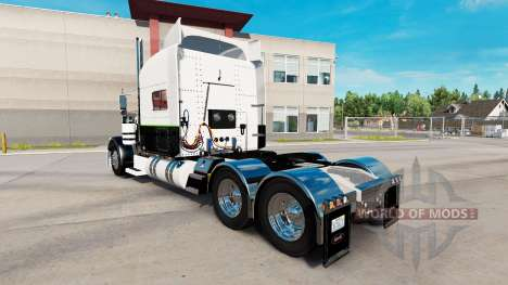 Green Goblin skin for the truck Peterbilt 389 for American Truck Simulator