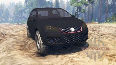 Volkswagen Golf V GTI 2006 for Spin Tires