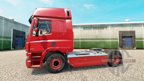 DAF CF 85 for Euro Truck Simulator 2