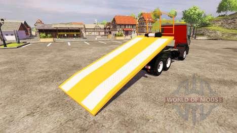 Iveco Stralis 300 [evacuator] for Farming Simulator 2013