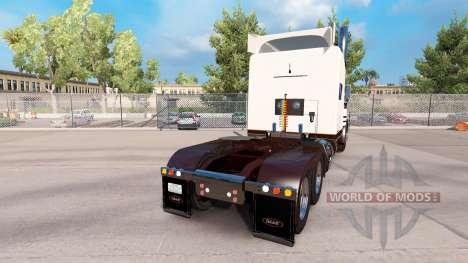 Skin Miller Cattle Co. for the truck Peterbilt 3 for American Truck Simulator
