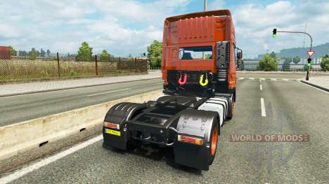 Dongfeng DFL 4181 v1.2 for Euro Truck Simulator 2