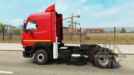 MAZ-5440Е9 for Euro Truck Simulator 2