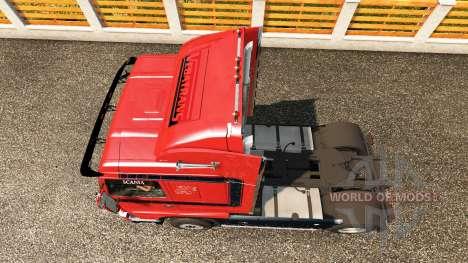 Scania 143M VeBa Trans for Euro Truck Simulator 2