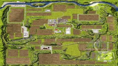 Siekhof v2.0 for Farming Simulator 2013