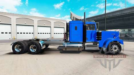 Kenworth W900A [fix] for American Truck Simulator