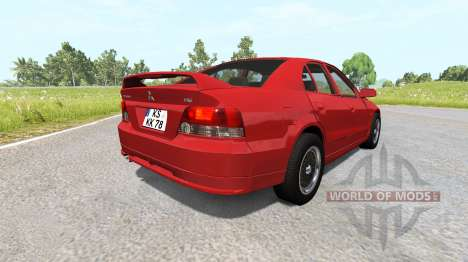 Mitsubishi Galant for BeamNG Drive