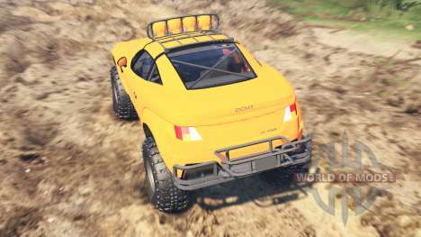 GTA V Coil Brawler for Spin Tires