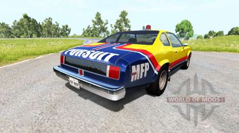Bruckell Moonhalk MFP Pursuit for BeamNG Drive