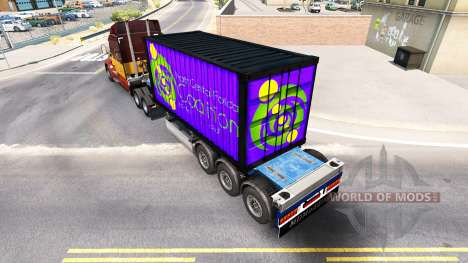 Semitrailer North Central Florida Coalition for American Truck Simulator