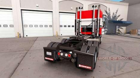 Kenworth K100 for American Truck Simulator