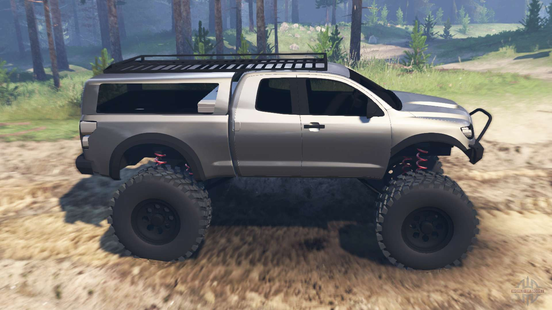 Toyota Tundra Build >> Toyota Tundra for Spin Tires