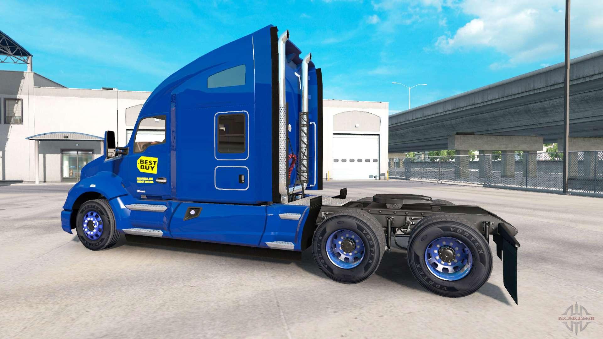 skin best buy on tractor kenworth for american truck simulator. Black Bedroom Furniture Sets. Home Design Ideas