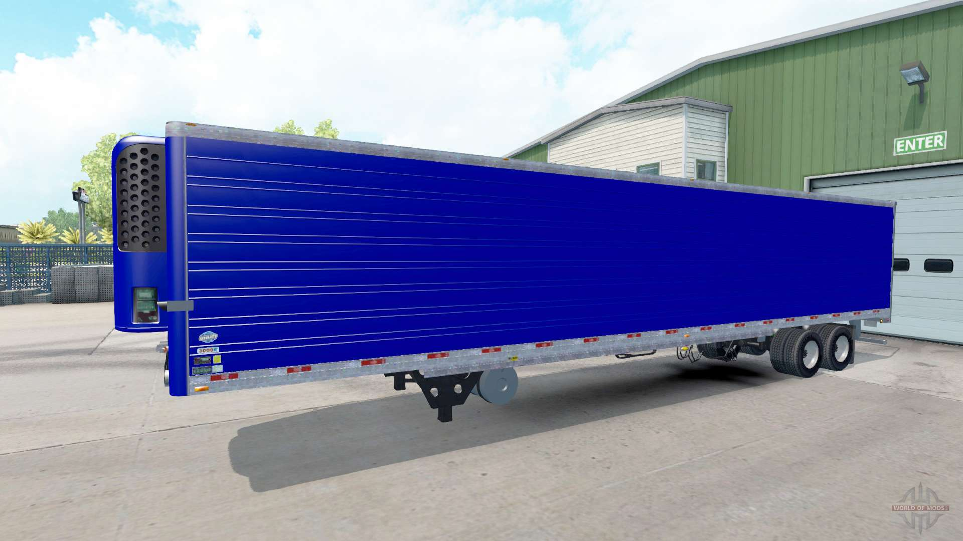 Vans moreover 53 Quad Axle Super Max Flatbed also Mega Trailers together with 3 further File iso container seal. on semi truck reefer trailers