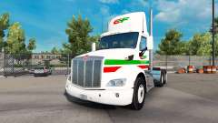 Consildated skin for the truck Peterbilt 579 Day Cab for American Truck Simulator