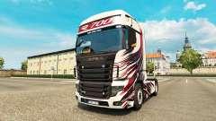 MT Design skin for Scania R700 truck
