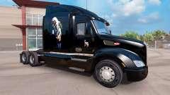 Joker skin for the truck Peterbilt