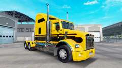 Skin Stripes v5.0 tractor Kenworth T800