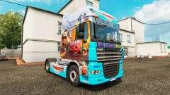 Skin Cars v2.0 truck DAF