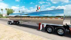 Semi-trailer tanker