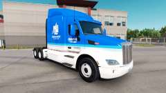 Nationwide skin for the truck Peterbilt