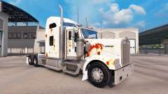 Skin Rusty on the truck Kenworth W900