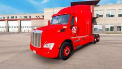 Skin Transco Lines on trucks and Peterbilt Kenwo