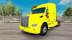Central Transport skin for the truck Peterbilt