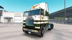 Skin POZZi for truck Freightliner FLB