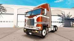Skin Pure Vintage tractor Freightliner FLB