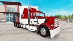 Skin V-Max for the truck Peterbilt 389