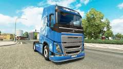 Skin Year of the Horse at Volvo trucks