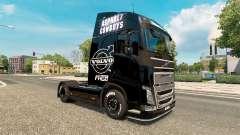 Asphalt Cowboys skin for Volvo truck