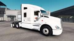Skin at Daybreak trucks and Peterbilt Kenwort