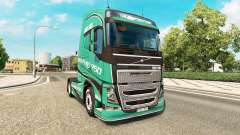 Road King skin for Volvo truck