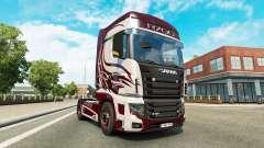 Fantasy skin for Scania R700 truck