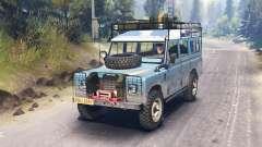 Land Rover Defender Series III