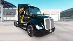 Rockstar Energy skin for the Kenworth tractor