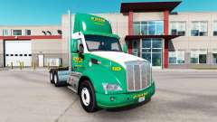 Skin OHare Towing for trucks and Peterbilt Kenwo
