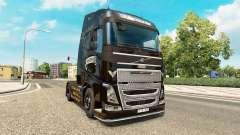 Skin Alter Bridge at Volvo trucks for Euro Truck Simulator 2