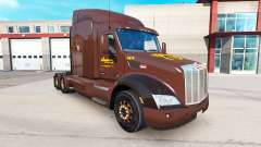 Skin Wegmans on tractors Peterbilt and Kenworth