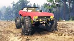 Chevrolet Nova for Spin Tires