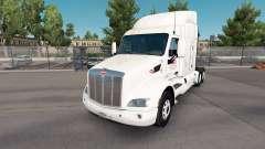 Rusty skin for the truck Peterbilt for American Truck Simulator
