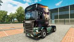 Starcraft 2 skin for Scania truck