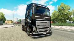 The Save the Ring skin for Volvo truck