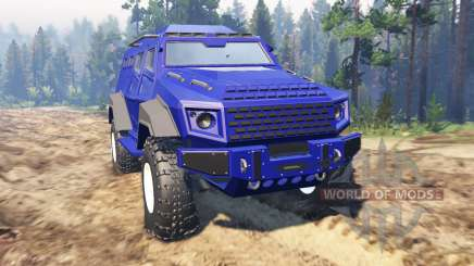 GTA V HVY Insurgent for Spin Tires