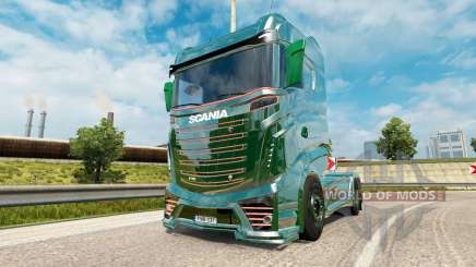 Scania R1000 Concept v4.1 for Euro Truck Simulator 2