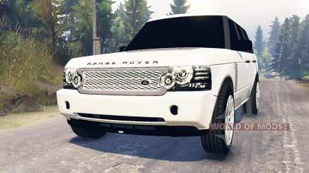 Range Rover Sport for Spin Tires
