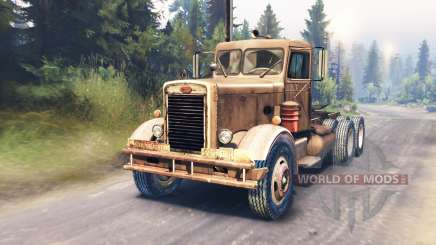 Peterbilt 281 for Spin Tires